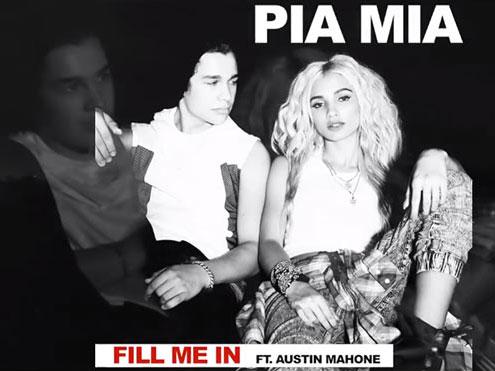Austin & Pia Mia New Song