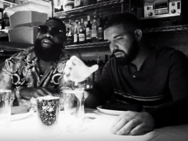 "NEW VIDEO: Drake X Rick Ross ""Money In The Grave"""