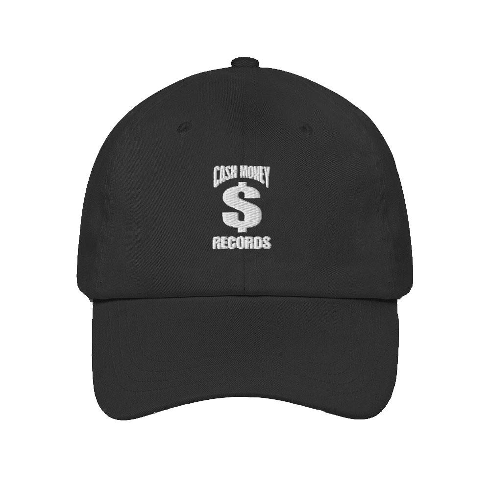 Cash Money Logo Black Hat