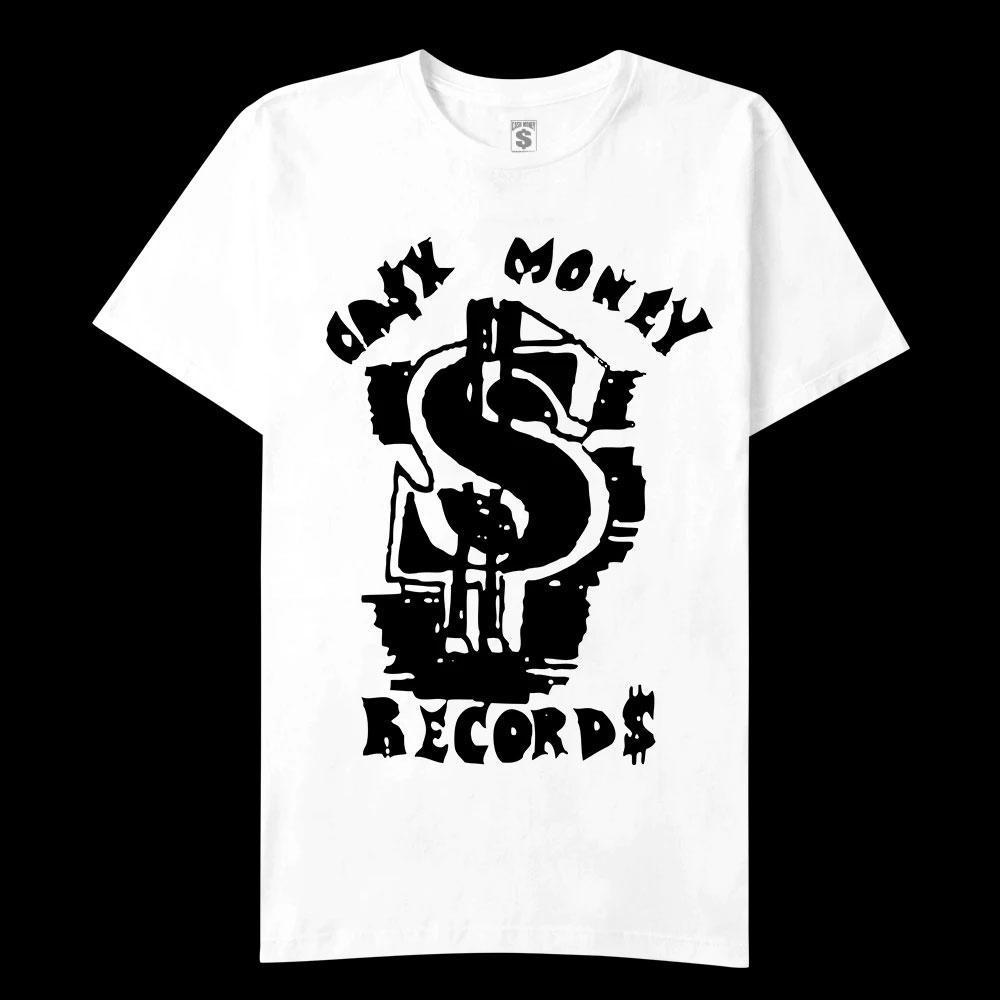 CASH MONEY LOGO WHITE T-SHIRT